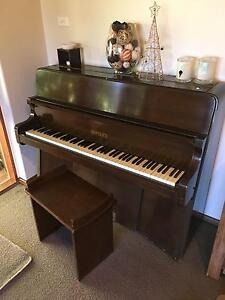 Upright Piano Carey Gully Adelaide Hills Preview