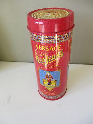 VERSACE RED JEANS 75ML EAU DE TOILETTE SPRAY Authentic