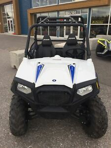 2017 POLARIS RZR 570 side by side