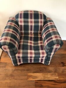 Free arm chair! Pick up in Dartmouth.
