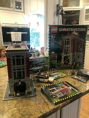 LEGO Ghostbusters Firehouse Headquarters (75827) Ecto 1(21108) Dimensions(71233)