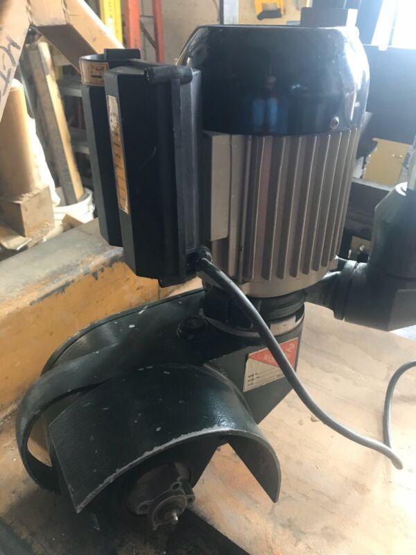 USED  COMATIC 99052215 (AF-14) 1/2 HP POWER FEEDER AF-14 Copying Feeder + BASE