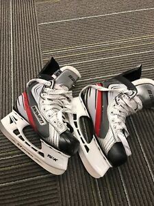 Boys hockey skates.   Size 1