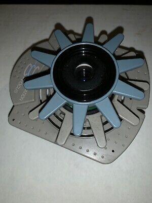 Canon Ez 02 Microfilm Scanner 400 Zoom X16 - 32 Focus Lens Ma2-1612