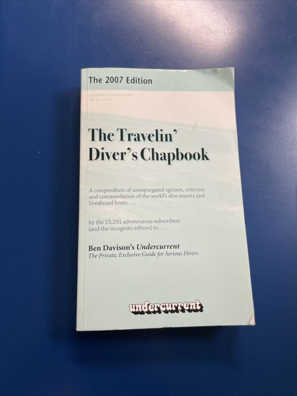 The Traveling Divers Chapbook