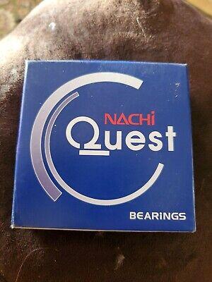 Nachi Ball Bearing 6308-2nse9 C3 Dbl Seals Japan Skf 2rs1 Nsk Ddu Ntn