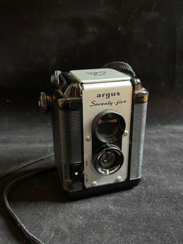 Vintage Argus Seventy-five Box Camera