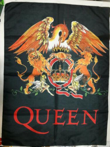 QUEEN    Unused  2008 TEXTILE POSTER FLAG   band Freddie Mercury