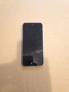 iPhone 5se grey