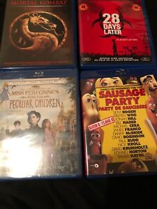 29 blu-rays for sale