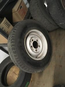 Land rover defender 90 110 wheel and tire 16 inch