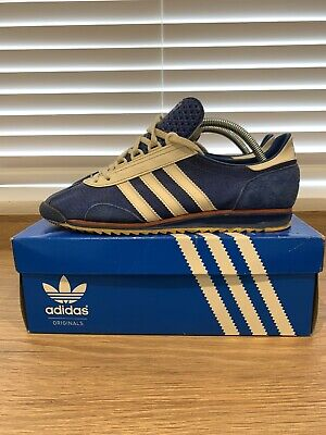 Adidas Vintage Achill Made In West Germany 70s UK 9 Not Ardwick London Stockholm