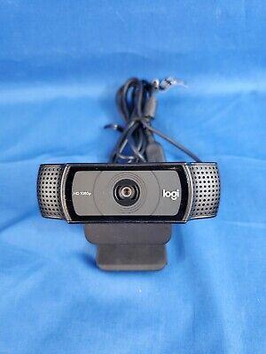 Logitech C920s Pro 1080p Webcam PC/MAC - 60 Day Warranty