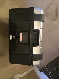 Givi panniers, rack and trunk