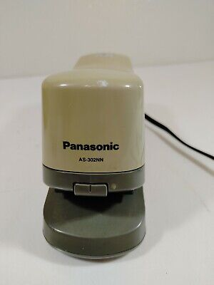 Panasonic Electric Stapler As-302nn Automatic Heavy Duty Quiet Stapler