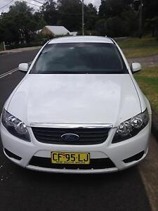 2008 Ford Falcon XT NEGOTIABLE Hornsby Hornsby Area Preview