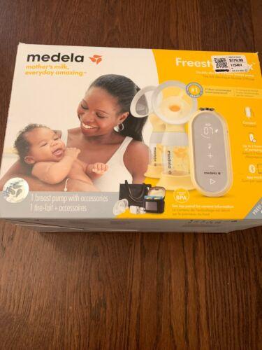 Medela Freestyle Flex Double Electric 2 Phase Breast Pump System NIB