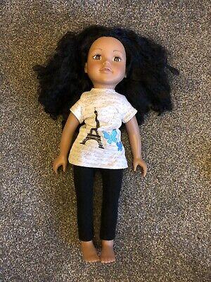 Design A Friend Paris Doll