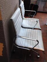 Replica Eames desk chairs good condition Pagewood Botany Bay Area Preview