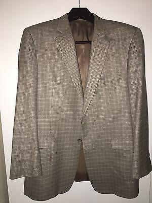 Burberry Houndstooth jacket