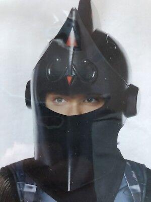Fortnite BLACK KNIGHT COSTUME Kids XL - Black Knight Costumes