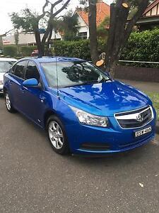 2010 Holden Cruze TURBO DIESEL $5000!!! Haberfield Ashfield Area Preview