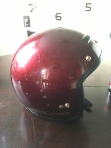 CL5 open face helmet