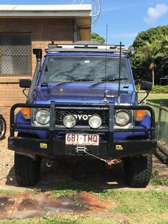 1985 Toyota LandCruiser Ute Banyo Brisbane North East Preview