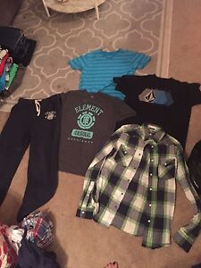 Gently used boys clothes size 28