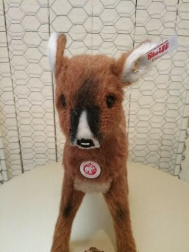 Steiff Hinda Doe Limited Edition Russet Alpaca