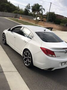 2013 Opel Insignia Opc 6 Sp Automatic 5d Hatchback