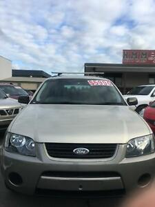 2008 Ford Territory TS Automatic SUV Coopers Plains Brisbane South West Preview