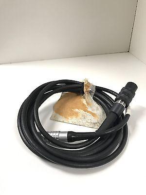 Lemo Ffa.2e With Orbisphere 32505.03 Cable And Sensor Av-35p-3