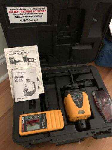 CST/Berger Wizard Lasermark LM30