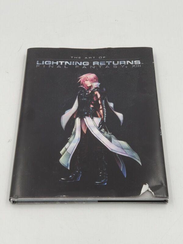 Final Fantasy XIII: The Art of Lightning Returns