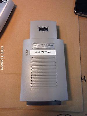 Cisco AIR-AP1121G-E-K9 point d'accès sans fil Adapter AIR-MP21G-E-K9 INCL PSU