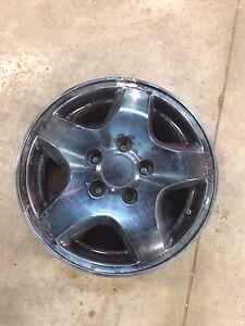 "Honda 15"" 5 bolt pattern wheels"