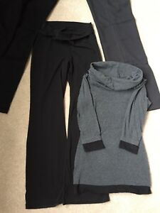 Winter XS Maternity clothes lot