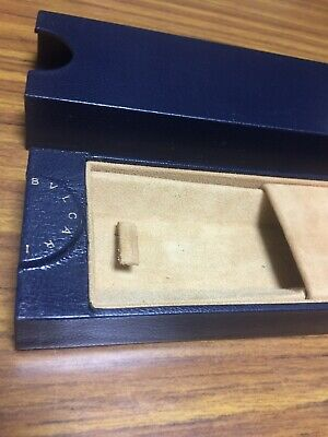 Used, GENUINE BVLGARI Solotempo Watch Box!  Rare for sale  Shipping to India