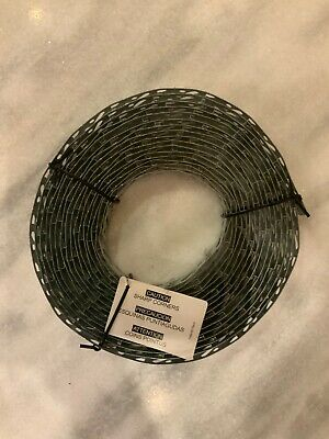 Floor Wire Metal Strapping Warm Tiles radiant tile heat cable strap 25 ft Roll Radiant Floor Heating Roll
