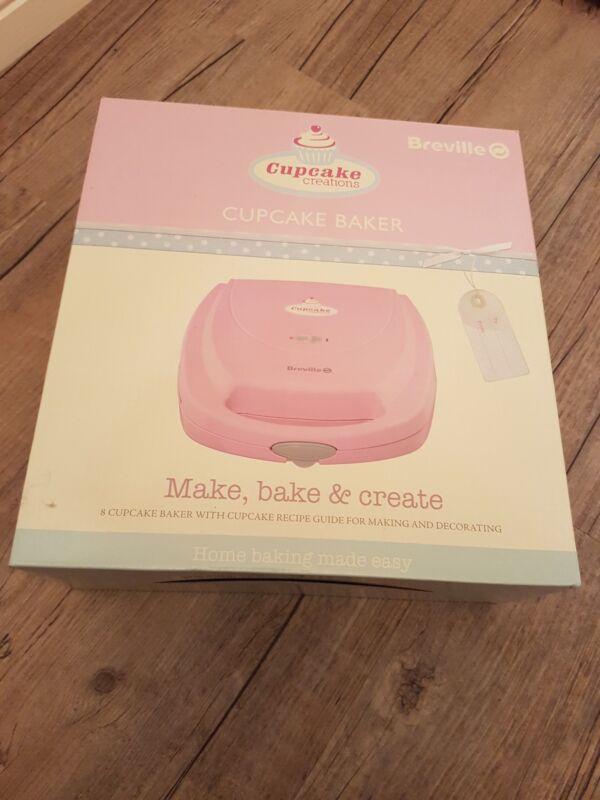 Breville+Cupcake+Baker+Brand+New+