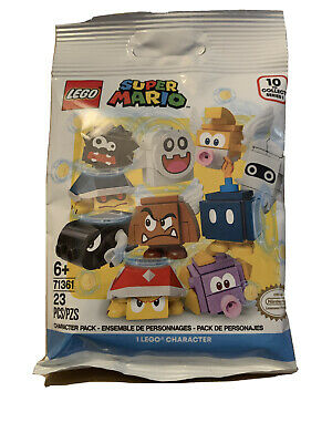 LEGO Super Mario: Character Packs (71361) Blind Bags. Hard To Find