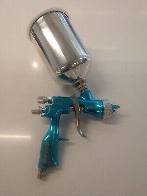 Binks Trophy Gravity Feed Hvlp Spray Gun W1.8mm Spray Nozzle