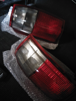 Holden vt - vy ute/wagon set tail lights Lilydale Yarra Ranges Preview