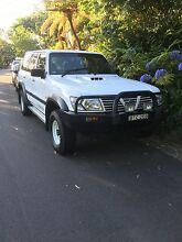 2000 Nissan patrol , 3.0td manual with only 153000km Greenwich Lane Cove Area Preview