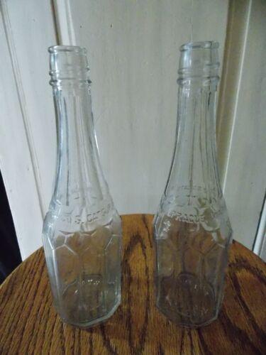 Sprague,Warner & Co. Catsup 10 sided Bottle