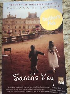 Sarah's Key - Author: Tatiana de Rosnay