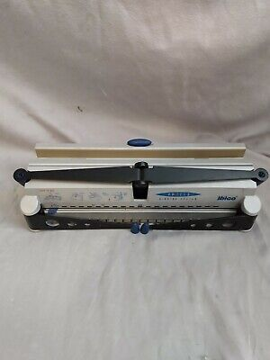 Ibico Hi Tech Dg Wire Plastic Comb Punch Holder Binding Machine