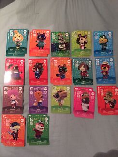 Animal Crossing Amiibo Cards Southbank Melbourne City Preview
