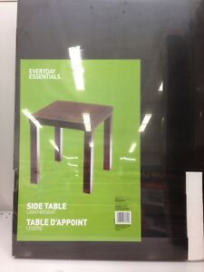 New - 2 Side Tables